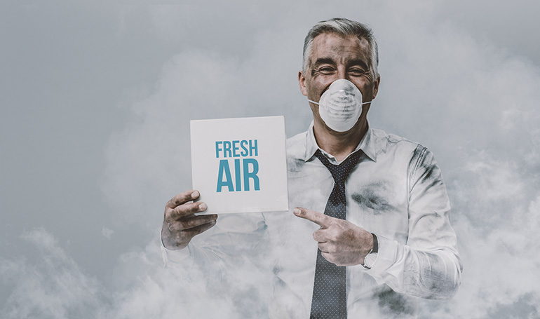 Is Your Indoor Air Aggravating Your Breathing Issues?