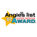 Angie's List 2007 Award Logo