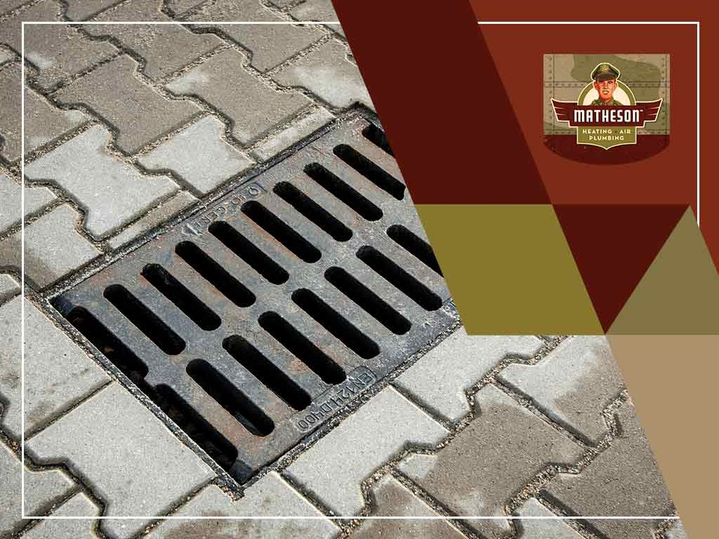 4 Important Things About Sewer Drains